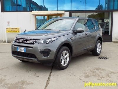 used Land Rover Discovery Sport 2.0 TD4 150 CV SE 4WD AUTOMATICO EURO 6