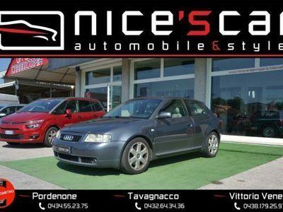 usata Audi S3 1.8 turbo cat quattro * TRAZIONE INTEGRALE