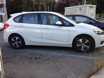 usata BMW 216 Serie 2 Active Tourer i del 2016 usata a Cagliari