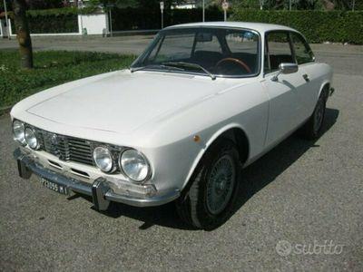 """usata Alfa Romeo 2000 GTGT VELOCE """" RESTAURATA TARGHE"""