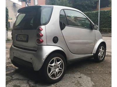 usado Smart ForTwo Coupé 800 city-coupé passion cdi UNIPROP.
