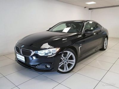 usata BMW 430 i Coupé Luxury
