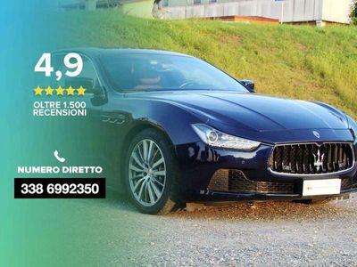 usata Maserati Ghibli 3.0 Diesel 250CV Taliandi
