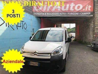 usata Citroën Berlingo 1.6 8V HDi 115CV FAP Van 3 posti Club L1