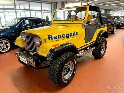 usata Jeep Renegade CJ-54.2 Benz. *4.747 Km*Autocarro