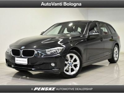 usata BMW 320 Serie 3 d Touring Business aut.