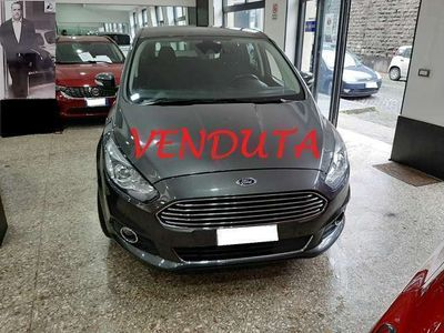 usata Ford S-MAX 2.0 TDCi 150CV Titanium Automatica 7 posti