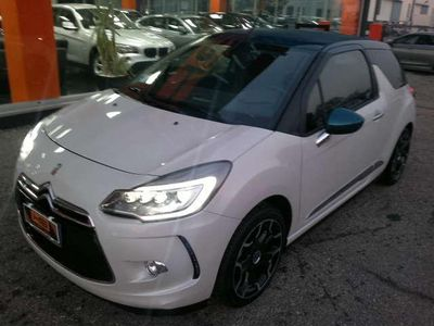 usata Citroën DS3 Cabriolet Ds3 1.6 Bluehdi 100 Stop&start Sport Chic Usato