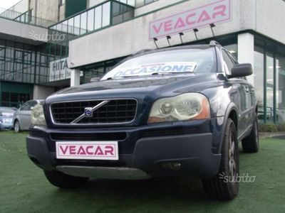 begagnad Volvo XC90 2.4 4x4 manuale- 2004