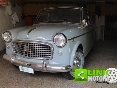 second-hand Fiat 1100D special 1962 -