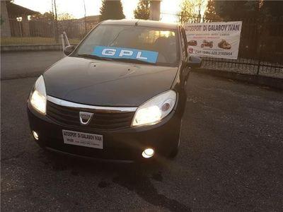 usata Dacia Sandero 1.4 Benzina-gpl Ambiance-2009 Usato