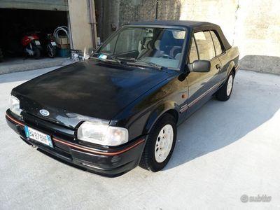 usata Ford Escort Cabriolet 1.6 XR3i Cabriolet