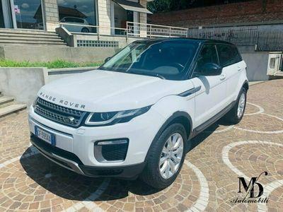 usata Land Rover Range Rover evoque 2.0 TD4 150 CV 5P. AUTOMATICO RESTYLING EURO6