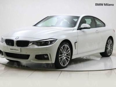 usata BMW 420 d xDrive Coupé Msport