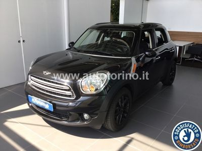 used Mini Cooper D Countryman COUNTRYMAN 1.6 Business XL