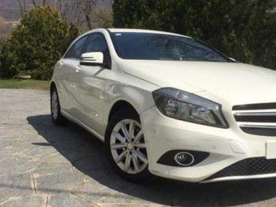 używany Mercedes A180 CDI Sport UNICO PROPRIETARIO