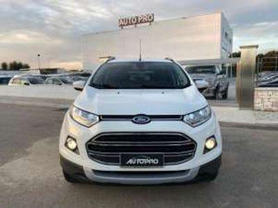 usata Ford Ecosport Diesel
