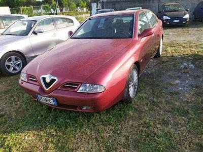 usata Alfa Romeo 166 3.0i V6 24V cat Super Distinctive