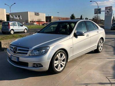 usata Mercedes C200 CDI BlueEFFICIENCY Avantgarde
