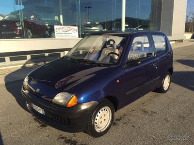 second-hand Fiat Seicento 900i cat Young