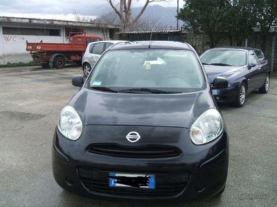 usata Nissan Micra 4ª serie - 2012