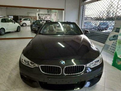usata BMW 435 Serie 4 dA xDrive Cabrio Msport