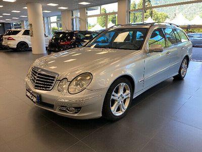 usata Mercedes E320 Kilometri Certificati