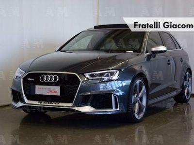 usata Audi RS3 Sportback 3 2.5 TFSI quattro S tronic del 2017 usata a Assago
