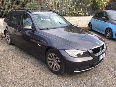 usado BMW 320 Serie 3 d cat Touring Eletta