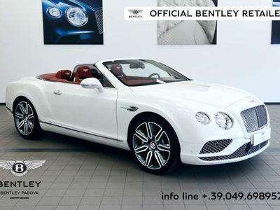 usata Bentley Continental GT V8 Convertible