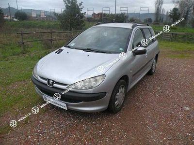 usata Peugeot 206 1.4 HDi SW Lee Pistoia
