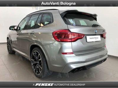 usata BMW X3 M Competition nuova a Casalecchio di Reno