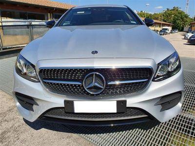 used Mercedes E350 COUPÉ D PREMIUM 4MATIC AUTO