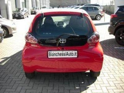 usata Toyota Aygo usata 2013