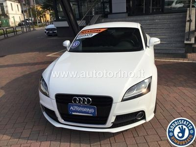 usata Audi TT TTcoupe 1.8 tfsi Advanced
