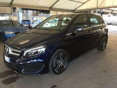 usado Mercedes B200 Classe B - T246 Dieseld (cdi) Premium