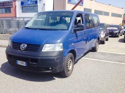 usata VW Caravelle Transporter2.5 Tdi/130cv 9 Posti Usato