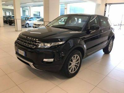 usata Land Rover Range Rover evoque 2.2 TD4 5p. Pure (AUTOCARRO)