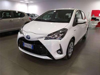 usata Toyota Yaris 1.5 Hybrid 5 porte Active
