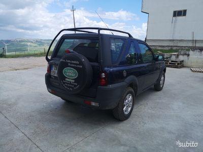 używany Land Rover Freelander td4