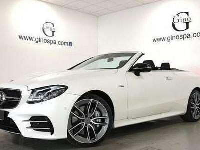 usata Mercedes E220 Cabrio E 53 4Matic+ EQ-Boost Cabrio AMG