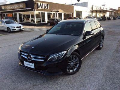 used Mercedes C200 BlueTEC S.W. Automatic Premium