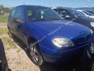 usata Citroën Saxo 1.1i cat 3 porte Classique del 2001 usata a Montecatini-Terme