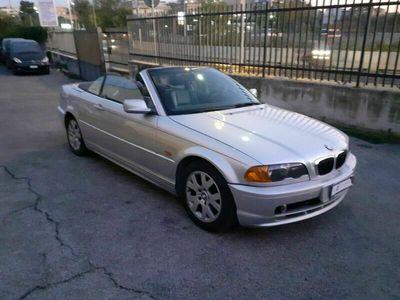 usata BMW 320 Cabriolet Ci 2.2 cat GPL