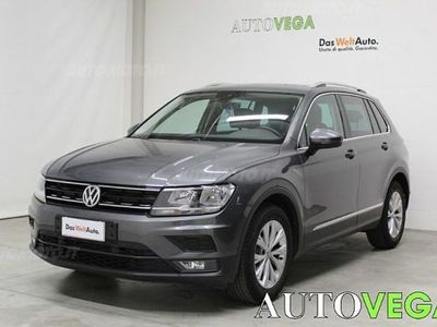 brugt VW Tiguan 1.6 TDI SCR Style BlueMotion Technology