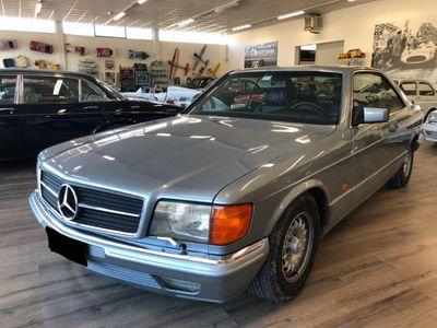 usata Mercedes 380 SEC