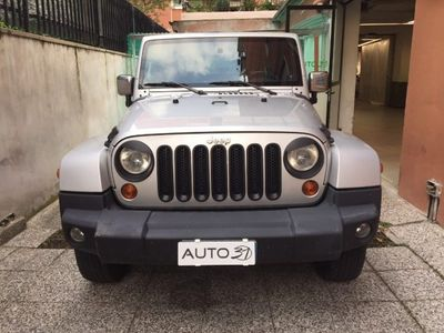 gebraucht Jeep Wrangler 2.8 CRD Sport Plus hard top rif. 9657940