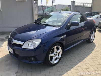 used Opel Tigra twintop 1.4 16v sport benzina