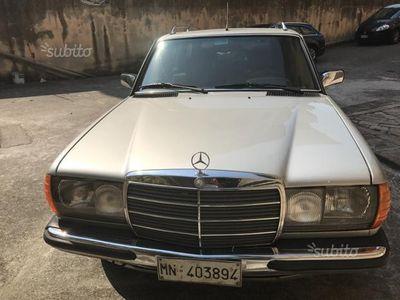usata Mercedes 240 D