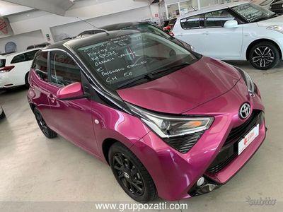 begagnad Toyota Aygo 1.0 VVT-i 69 CV 5 porte x-cite TS...